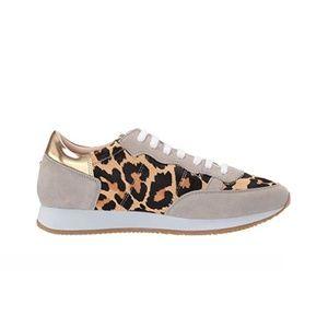 Bnib Kate Spade Felicia Leopard Leather